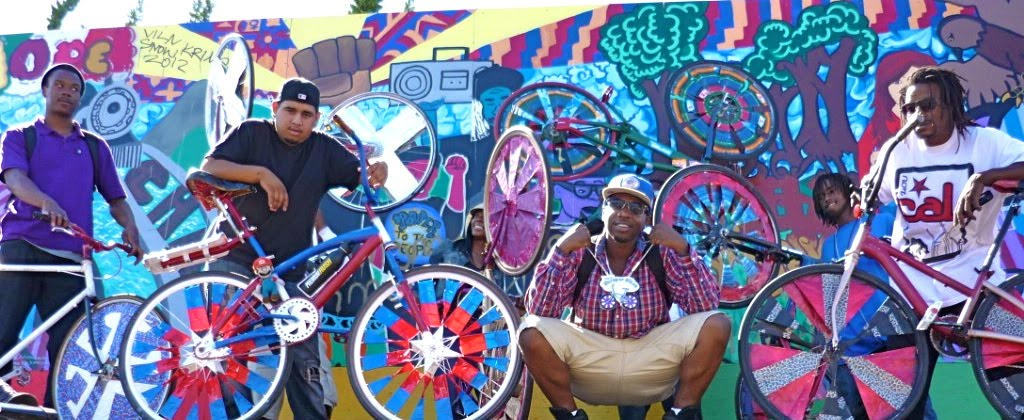 The Original Scraper Bike Team